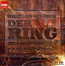WAGNER: DER RING DER NIBELUNGEN NEW CD