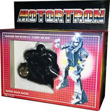 Transforming G1 Original Motortron Vintage 1986 Motorcycle to Robot New! MISB!!