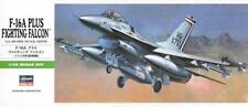 F-16 A PLUS FIGHTING FALCON (USAF & DUTCH AF MARKINGS) 1/72 HASEGAWA
