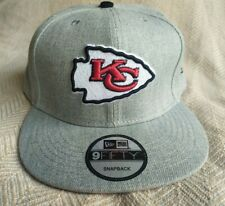 Kansas City Chiefs New Era 9fifty NFL Hat Cap