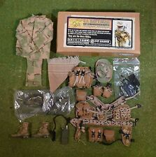TOY SOLDIER & WORKSHOP U.S NAVY SEAL RIFLEMAN/GRENADIER DESERT VERSION NO FIGURE