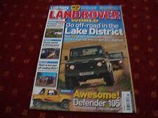 LAND ROVER WORLD MAGAZINE   January 2007