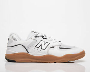 New Balance Numeric 1010 Tiago Lemos Men's White Black Low Skate Sneakers Shoes