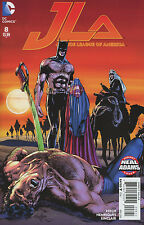 JUSTICE LEAGUE OF AMERICA #8 NEAL ADAMS VARIANT COVER. NM DC COMIC. Sold Out