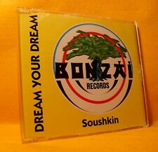 MAXI Single CD DREAM YOUR DREAM Soushkin 3TR 1993 BONZAI RECORDS