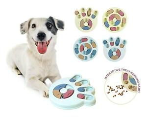 Dog Puzzle Interactive Pet Toy Eliminates Separation Anxiety Improves Digestion