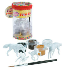 NEW IN BOX BREYER 4121 Paint Your Own Mini Whinnies Model Horse Craft Kit RETIRE