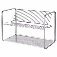 Égouttoirs, étagères et barres IKEA pour le rangement de la cuisine