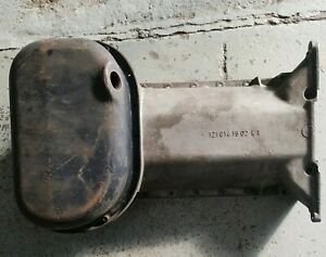 Vintage Mercedes Oil Pan 4 Cyl. 121 014 16 02