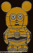 Disney Pin: WDW/DLR Vinylmation Jr Mystery Pack - Star Wars Droids: C-3PO