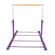Purple13 Height Options Sports Adjustable Horizontal Gymnastics Kip Bar