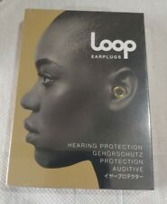 LOOP Gold 20 db NOISE REDUCTION  EARPLUGS HEARING PROTECTION  NO DISTORTION 1