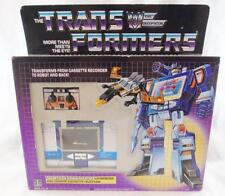 Soundwave Transformers & Robot Action Figures