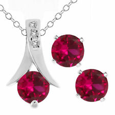 Ruby Fine Jewellery Sets