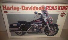 IMEX 1/12 Harley Davidson FLHR Road King motorcycle model kit SEALED Inside
