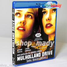 Mulholland Drive Blu-ray Region Free - David Lynch / Naomi Watts, Laura Harring