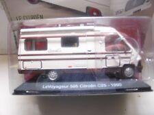 CAMPING CAR MINIATURE LE VOYAGEUR 595 CITROEN C25 N° 37
