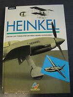 Heinkel Chronik und Typenblätter der Firma Heinkel-Flugzeugbau