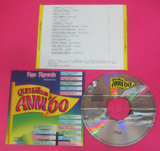 CD Compilation Quei Favolosi Anni'60 1966-11 LUCIO BATTISTI MORANDI no lp (C43*)