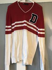DSQUARED 2 Sweater Pullover Maglione Top Luce Ultra Rara 100% autentico elemento