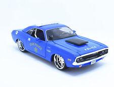 Maisto 1:24 1970 DODGE Challenger RT Coupe Diecast Model Sports Racing Car NIB