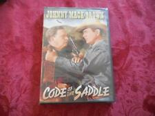 Johnny Mack Brown - Code Of The Saddle - DVD - New Sealed - Region 1