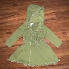 Matilda Jane Vintage Girls Wrap Jacket 4