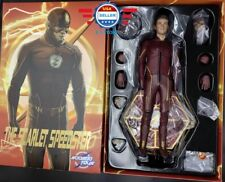 1/6 The Flash Figur 3.0 CW Barry Allen Speedster Toy Hot Arrow DC USA lagernd