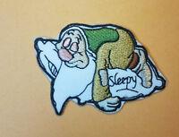 Seven Dwarfs Sleepy Patch 2 3/4 inches wide