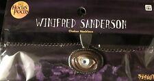 Disney Hocus Pocus Halloween Eye Ball Choker Necklace Winifred Sanderson NEW
