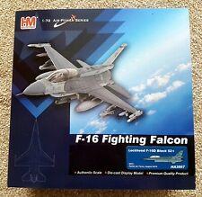 Hobby Master HA3867 1/72 F-16D Falcon bloque 52+ 4077-polaco Air Force 2016