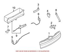 For BMW Genuine Tailgate Handle Rear 51247162148