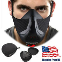 Workout Mask for Sports High Altitude Simulation Fitness MMA Jogging running