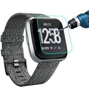 For Fitbit Versa Tempered Glass Screen Protector