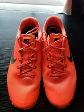 Nike Metcon 2 Flywire Running/training Shoes Orange/black Size 9.5