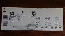 Ticket TRABZONSPOR KULUBU - LEGIA WARSAW 2013/14 Europa League Turkey Poland