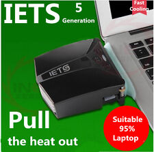 Universal Laptop Cooler Cooling Fan USB Powered Hot Air Extractor External