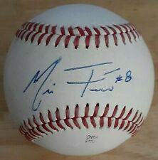 MICHAEL FRANSOSO SIGNED GU NYPL BASEBALL Pirates JAMESTOWN JAMMERS Auto