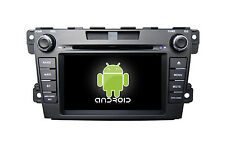 Android 6.0 Car DVD GPS Navi Radio Stereo Tpms Wifi Obd2 For Mazda CX-7 CX7 2011