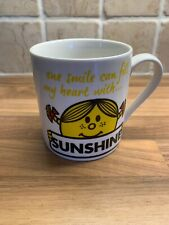 Little Miss Sunshine Mug - One Smile Can Fill My Heart With...