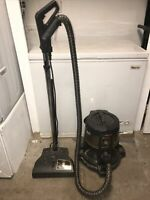 RAINBOW E SERIES E2 VACUUM CLEANER with POWER NOZZLE *tested* *READ*