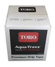 "Toro Aqua Traxx 5/8"" Drip Tape 8""spacing 15mil Wall Thickness"