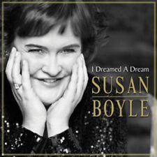 SUSAN BOYLE ( NEW SEALED CD ) I DREAMED A DREAM ( DEBUT ) WILD HORSES