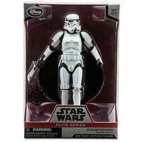 Star Wars ANH STORMTROOPER ELITE SERIES Disney Store Die Cast Action Figure NIB