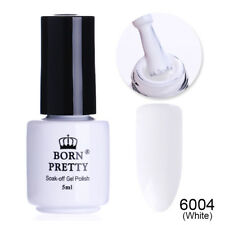 5ml BORN PRETTY One-step Soak Off UV Gel Nail Polish Colorful Nail Art Varnish