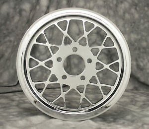 """CLASSIC 65 TOOTH PULLEY 1.5"""" WIDE HARLEY DYNA SOFTAIL TOURING FXR FXRS 86-99"""