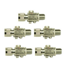5pcs New JIASIDA SP3000 Connector PL259/SL16 Protector Lighting Arrester