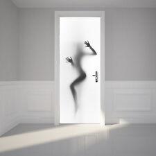 Larghezza 88cm EUROPA sexy per Porta Adesivi Murali Art Home decorazione WC
