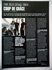 COUPURE DE PRESSE-CLIPPING :  THE OLD DEAD TREE  04/2003 Manuel Munoz,Nameless