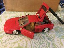 Revell Red 1988 1/24 Scale Ferrari  Testarona Die Cast Car